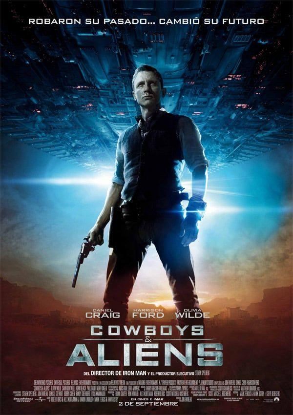 Cowboys & alliens