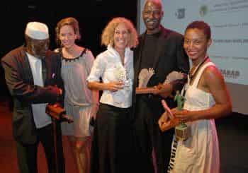 8º Edición del Festival Internacional de Cine Africano