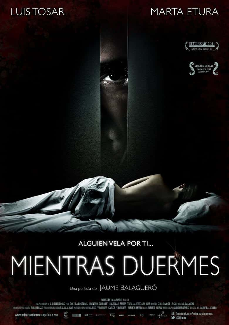 Mientras duermes