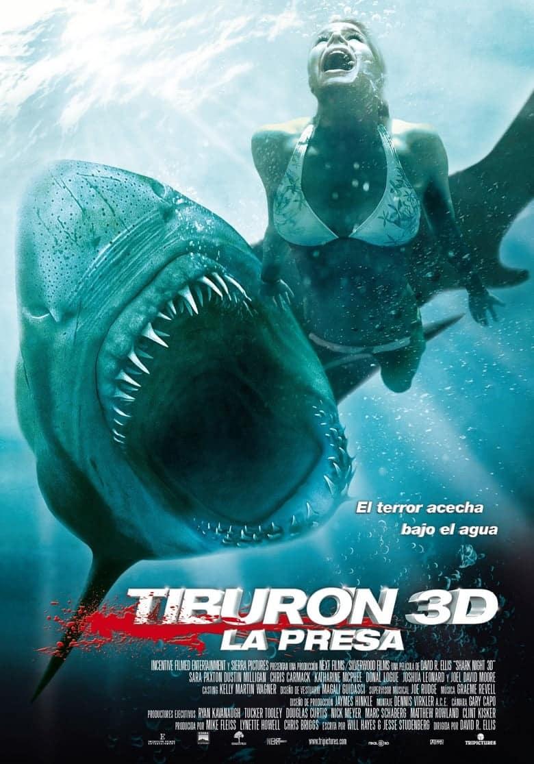 Tiburón 3D