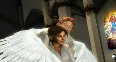 Una película sobre los ángeles