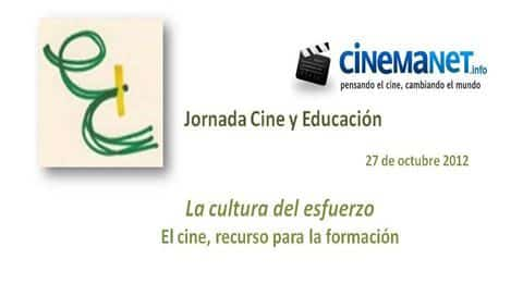 Jornada de Cine y Formación
