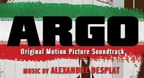 Banda Sonora Original – Argo