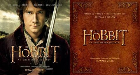Banda Sonora Original: El Hobbit. Un viaje inesperado