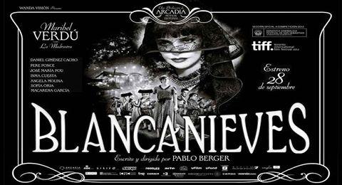 Banda Sonora Original : Blancanieves – Ganadora del Goya a la mejor música original 2013