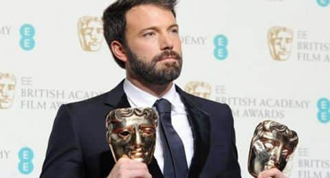 Ceremonia de entrega de los premios BAFTA en Londres
