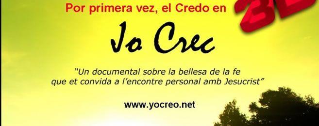"""El documental español """"Yo Creo"""", finalista del  festival de Cine Católico de Roma"""
