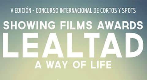 V Edición Showing Film Awards