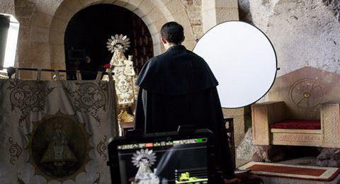 """El rodaje de """"Poveda"""" llega a Guadix"""
