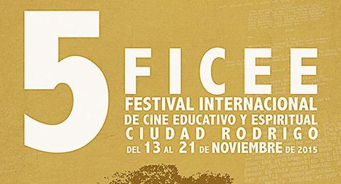 V FICEE  del 13 al 21 de Noviembre en Ciudad Rodrigo