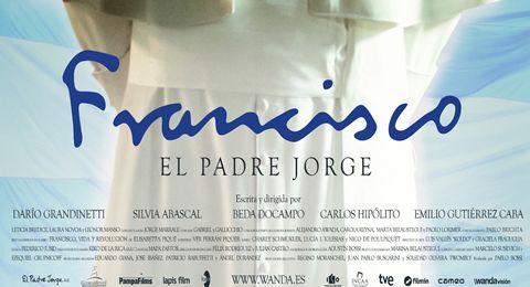 """""""Francisco, el padre Jorge"""" en el Ciclo de Cinesa """"TE LA PERDISTE """"  los días 7,10 y 14 de noviembre"""