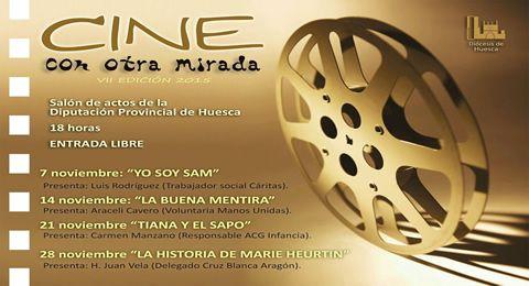 """Ciclo de cine """"Con otra mirada"""""""