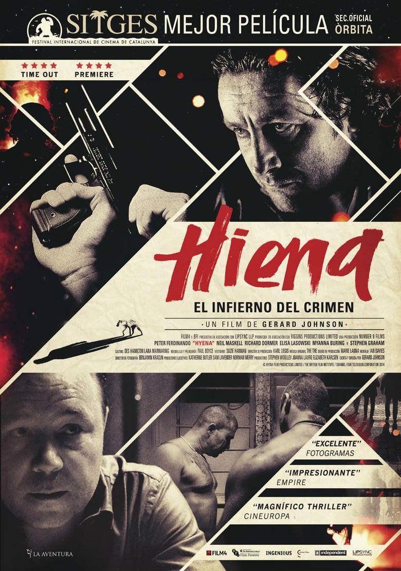 Hiena, el infierno del crimen