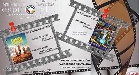 Primera Semana de Cine Espiritual en Plasencia