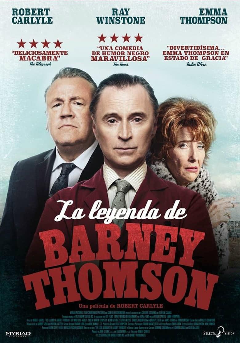 La leyenda de Barney Thomsom