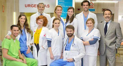 Series TV: Centro médico
