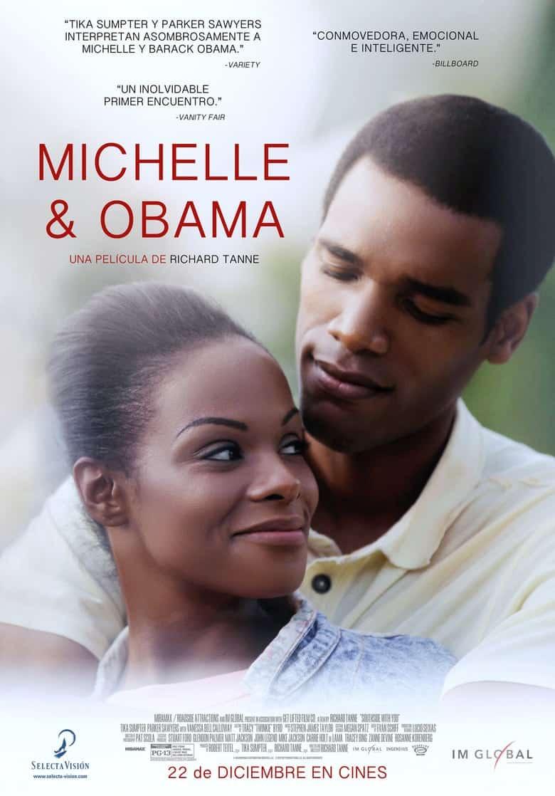 Michelle y Obama