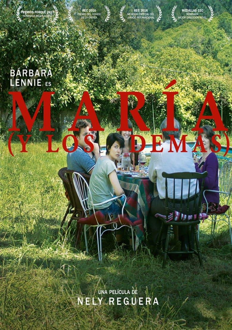 María (y los demás)