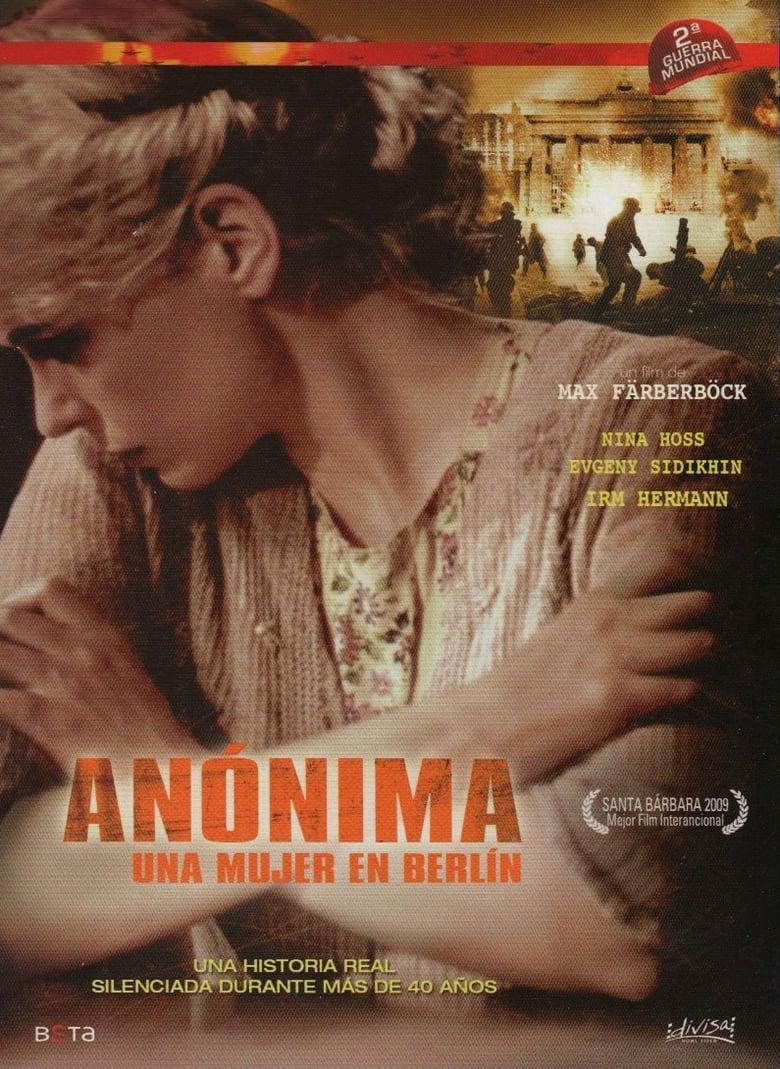 Anónima – Una mujer en Berlín
