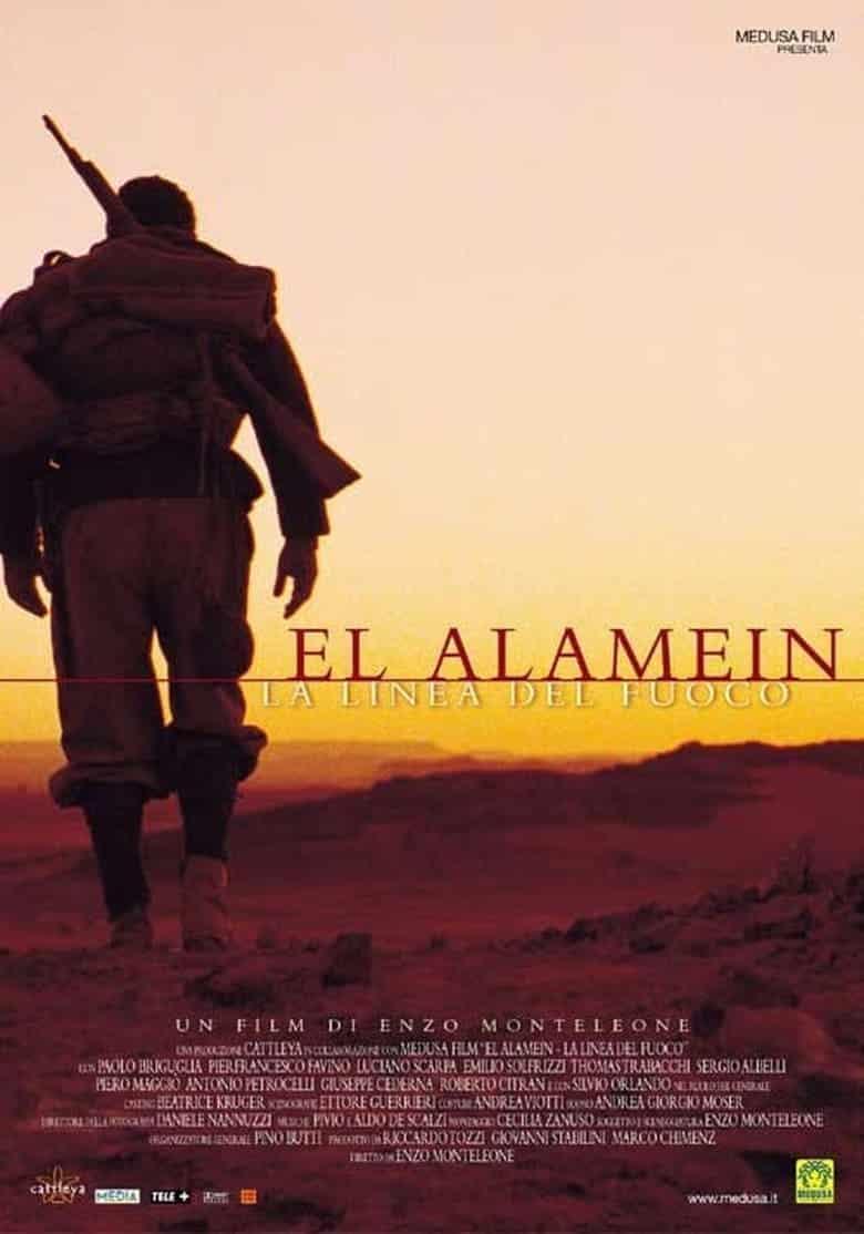 El Alamein, La Línea De Fuego