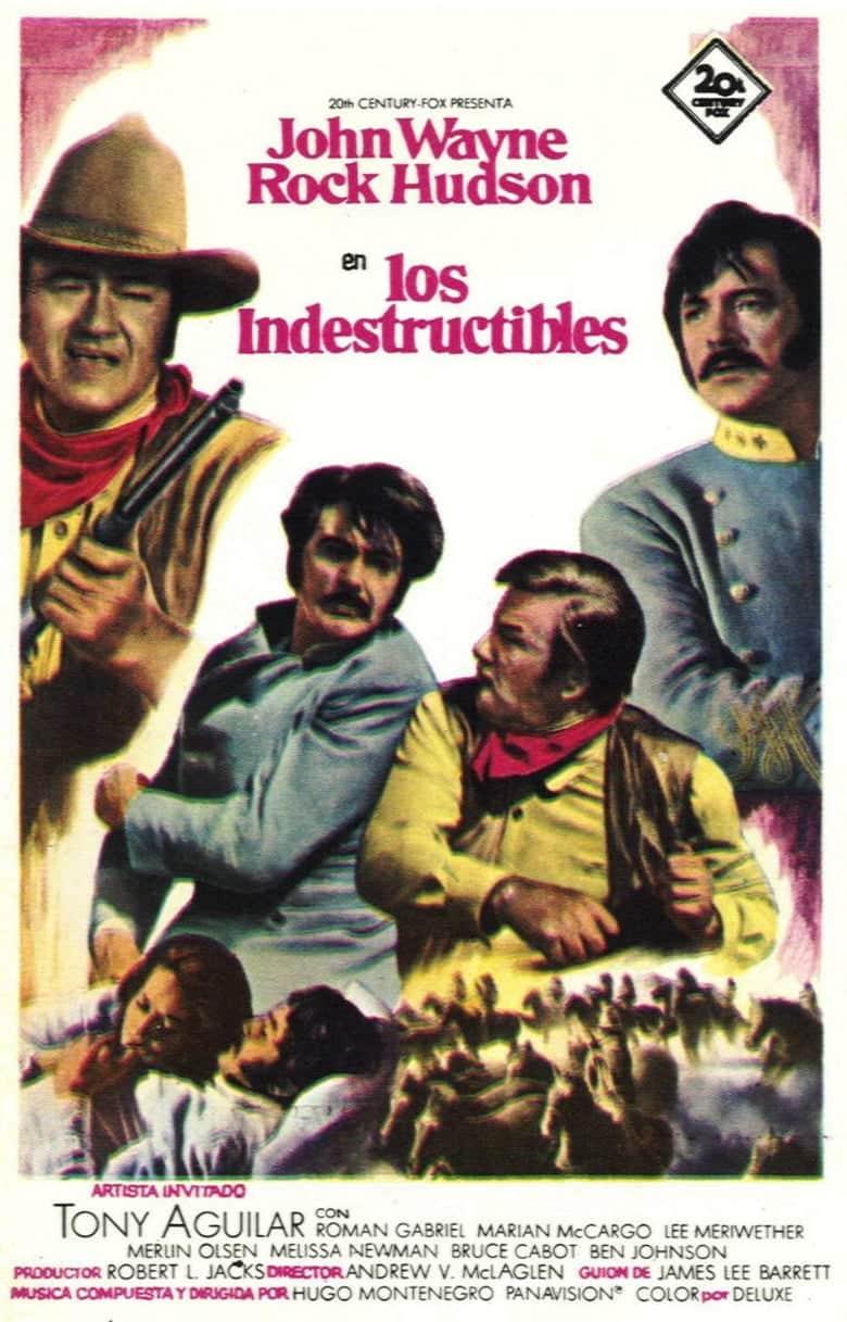 Los Indestructibles