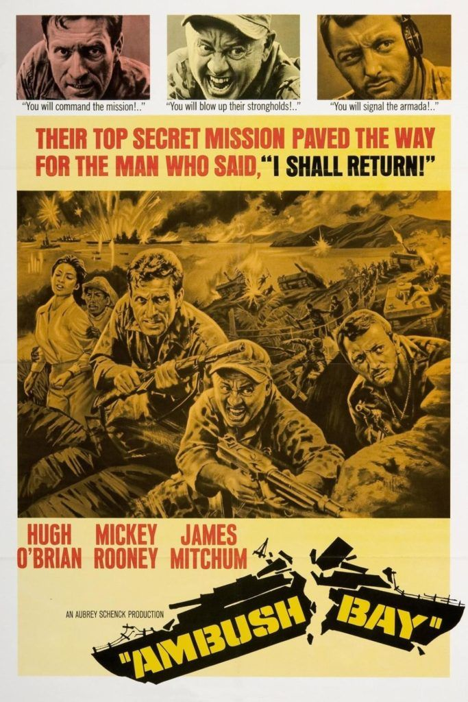 Emboscada En La Bahía (1966)