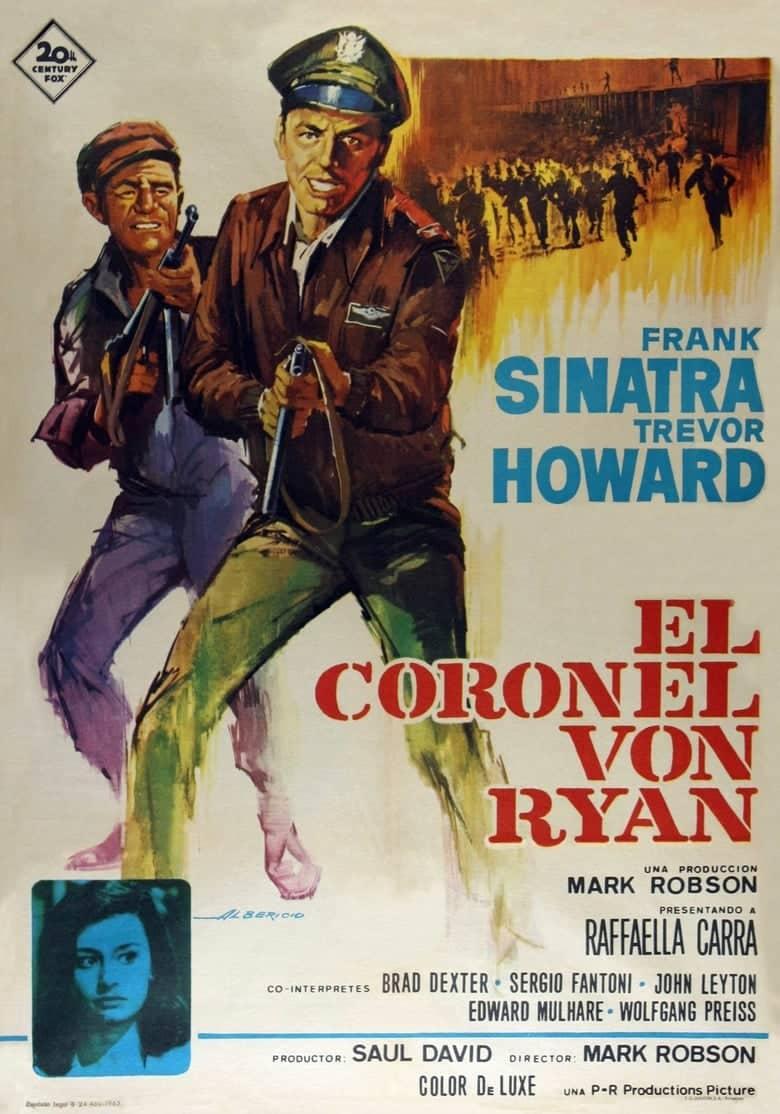 El Coronel Von Ryan