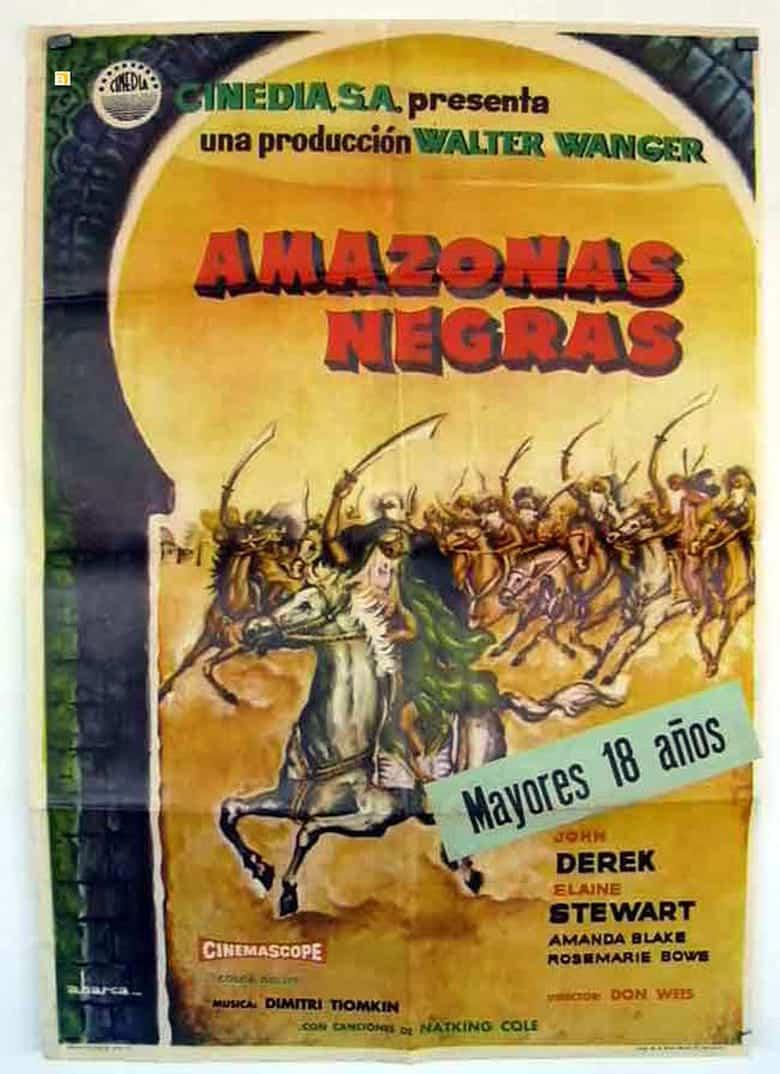 Amazonas Negras