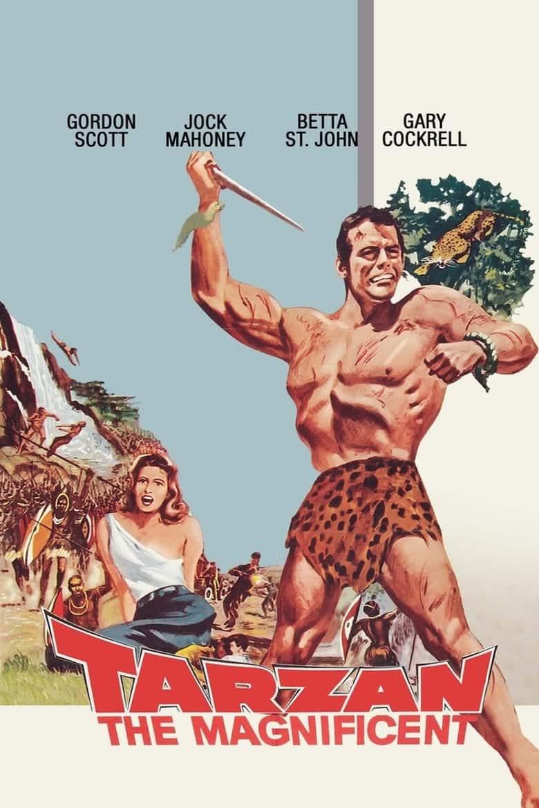 Tarzan El Justiciero