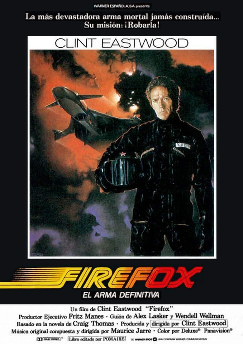 Firefox, El Arma Definitiva