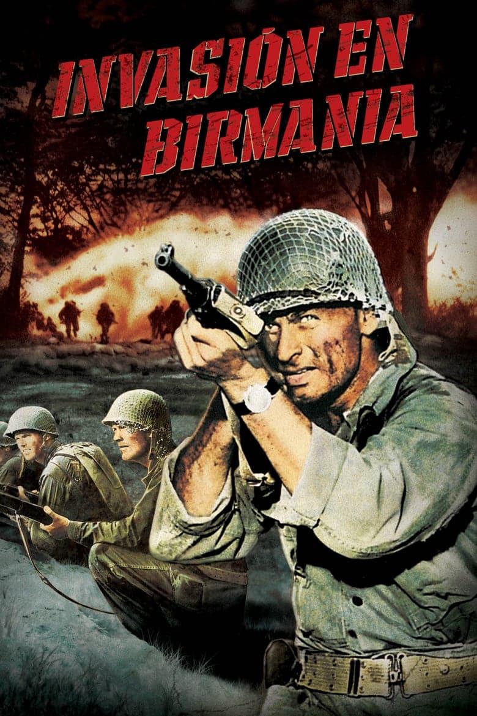 Invasión En Birmania
