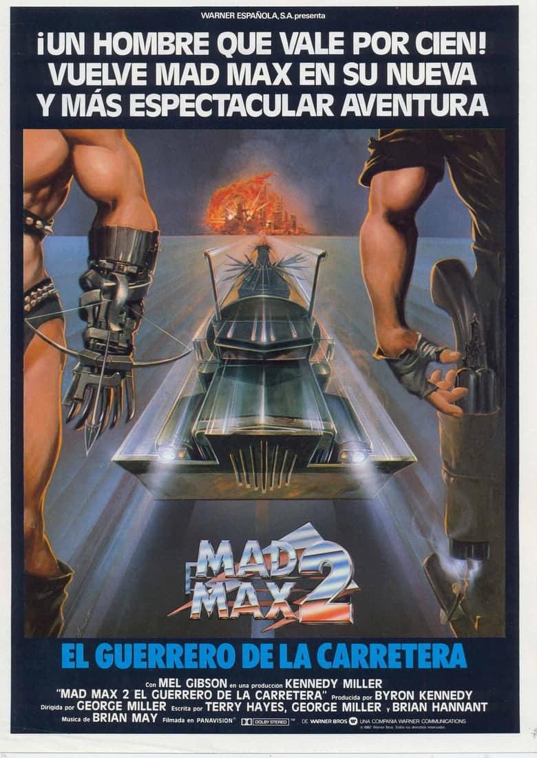 Mad Max 2 El Guerrero De La Carretera