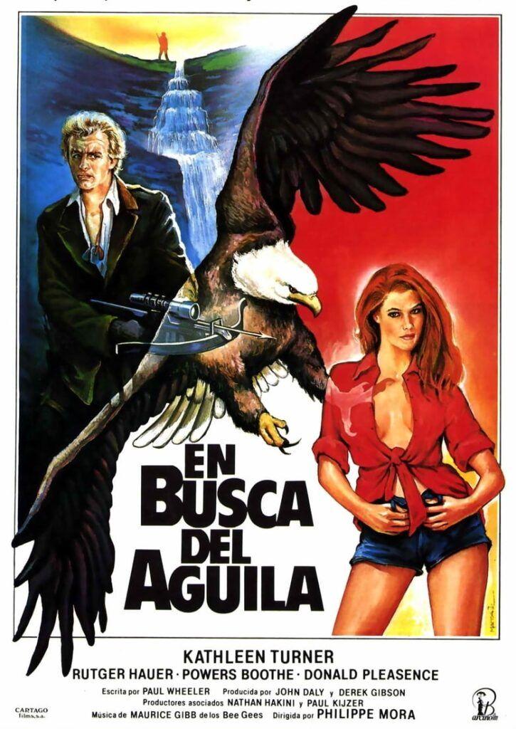 En Busca Del águila