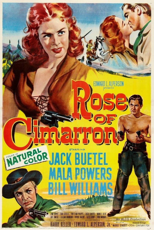 La Rosa De Cimarrón