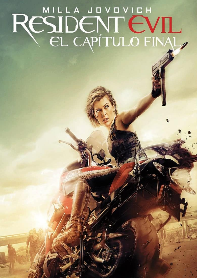 Resident Evil. El capítulo final