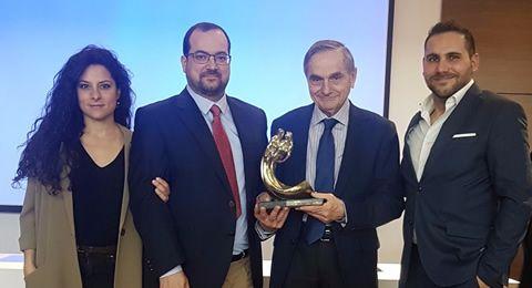"""""""Luz de Soledad"""" gana el premio """"Personaje"""" de Cinemanet"""