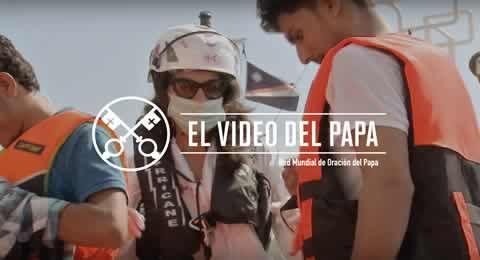 El vídeo del Papa