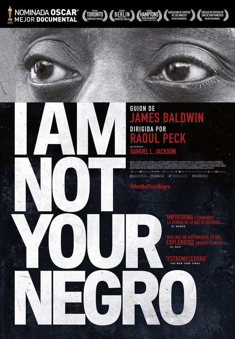 I´m not your negro