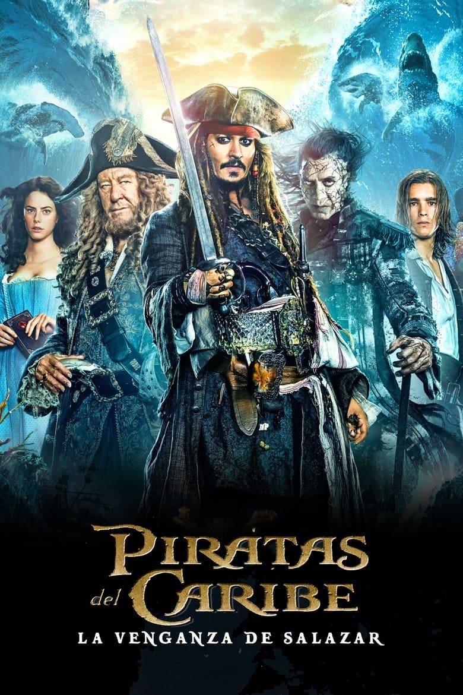 Los piratas del Caribe: la venganza de Salazar