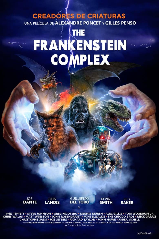 Creadores de criaturas: The Frankenstein Complex