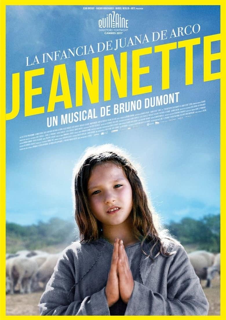 Jeannette, la infancia de Juan de Arco