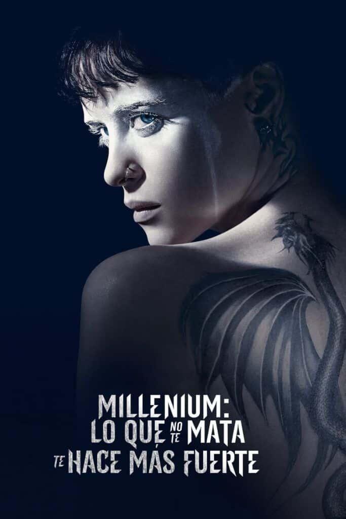 Millenium: Lo que no te mata te hace mas fuerte