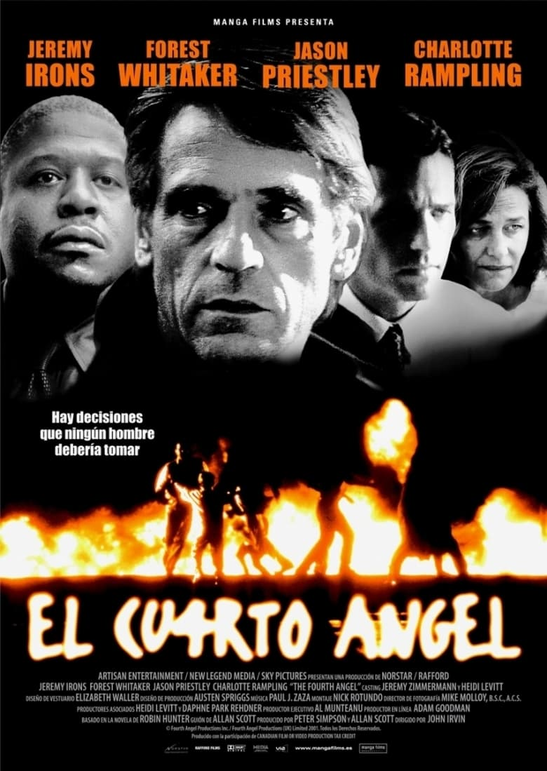 El cuarto ángel