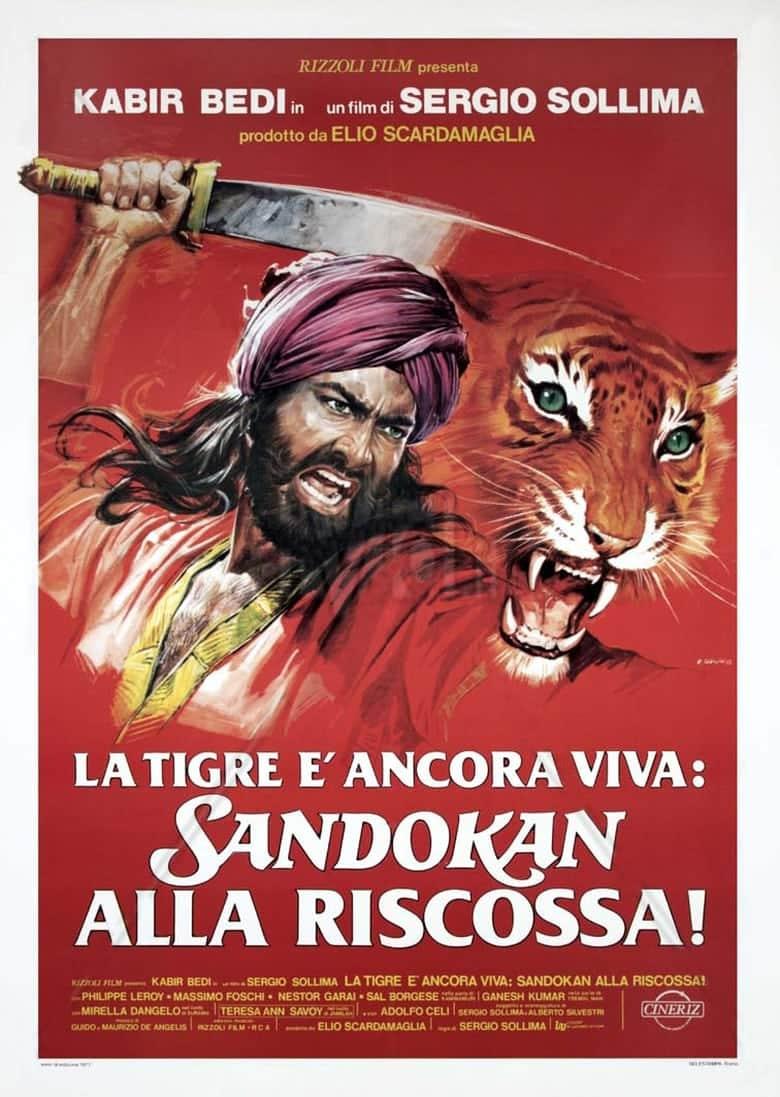Sandokan al rescate (el tigre aún está vivo: Sandokán y la rebelión)