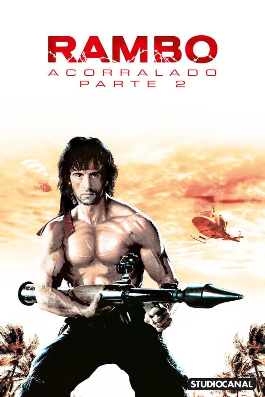 Rambo II acorralado