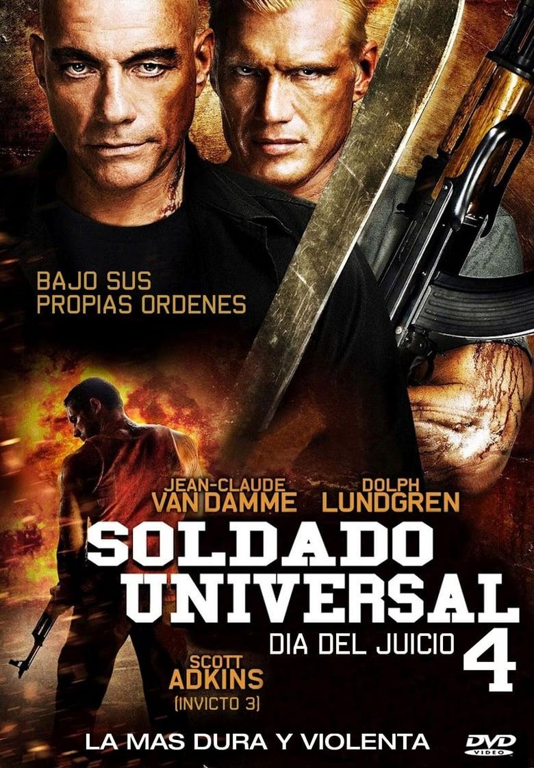 Soldado universal 4: el juício final