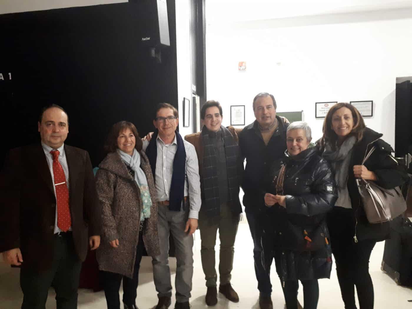 Jornadas De Cine Cristiano De Tarancón Pantalla 90